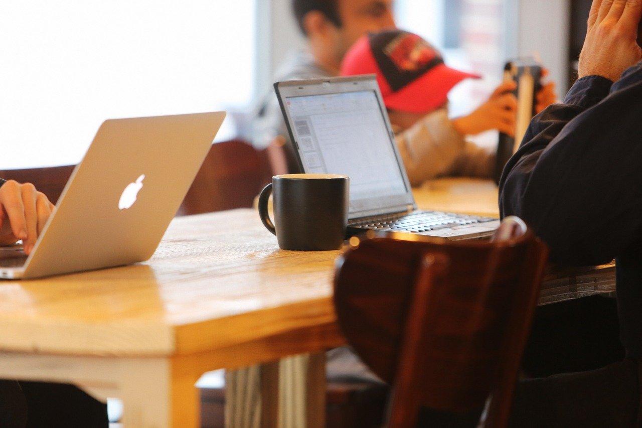 Arbeiten im Café 2.0 … Warum eigentlich nicht!?