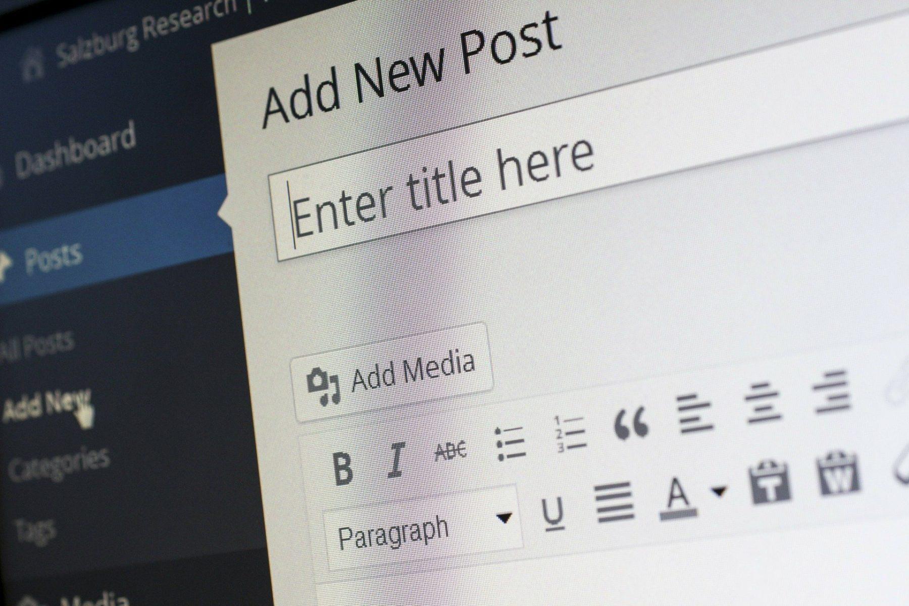 Textoptimierung bei bestehendem Content