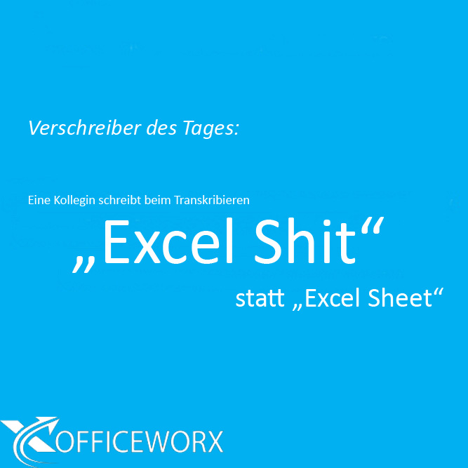 Excel-Shit
