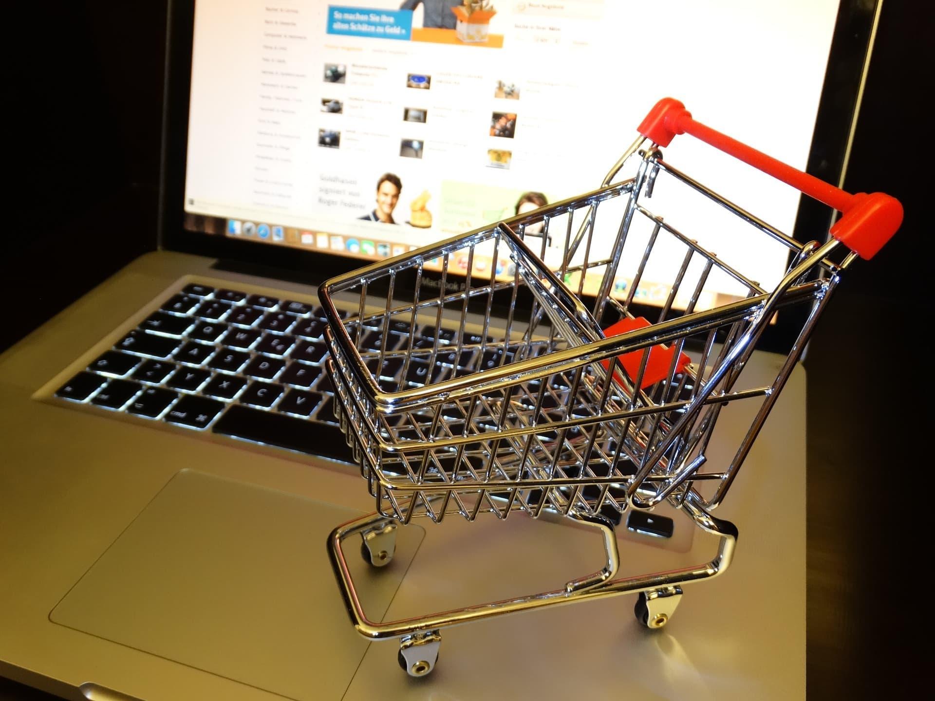 Transkriptionsservice: Thema Online Shops